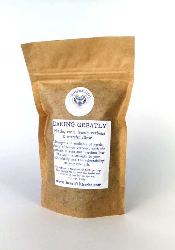 Daring Greatly - Loose Herbal Tea