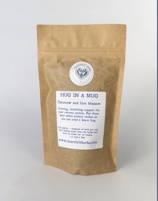 Hug in a Mug Loose Herbal Tea