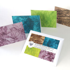 Botanical Notecards